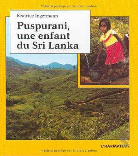 Puspurani, une enfant du Sri Lanka