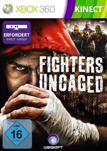 Fighters Uncaged (Kinect erforderlich) (Xbox 360 Martial Arts)