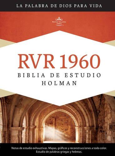 Rvr 1960 Biblia De Estudio Holman Tapa Dura Spanish Edition