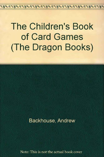 The children's book of card games