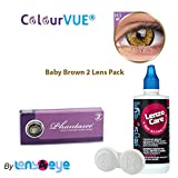 Phantasee Big Eyes Baby Brown Color Zero...