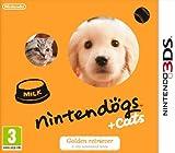 NINTENDO Nintendogs + Cats - Golden Retriever & Nuovi amici [3DS]