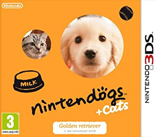 Nintendogs + cats Golden Retriever & ses nouveaux amis (B005VNOY6C) | Amazon price tracker / tracking, Amazon price history charts, Amazon price watches, Amazon price drop alerts