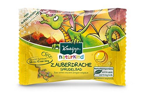 Kneipp naturkind Zauberdrache Sprudelbad, 80 g, 6er Pack (6 x 80 g)