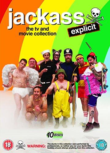 Jackass TV & Movie Collection [Edizione: Regno Unito]
