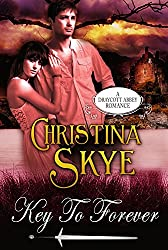 Key to Forever (Draycott Abbey haunted paranormal series Book 6)