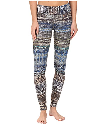 Hot Chillys MTF Sub Print Tight - Women's Serenity Large -