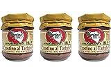 Crostino Toscano al Tartufo Patè di Fegati al Tartufo 3x180g Artigianale Cucina Toscana
