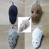 Big Maus Plüsch Katze Spielzeug (zufällige Farbe) - 6