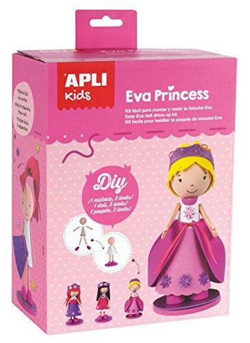 APLI Kids - Fofucha fácil Eva Princess