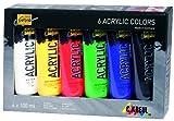 C.Kreul 84160 Solo Goya Acrylic Tuben, 100 ml, 6er Set