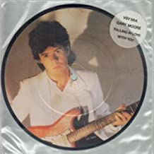 "FALLING IN LOVE WITH YOU 7"" (45) UK VIRGIN 1982 PIC DISC B/W INSTRUMENTAL VERSION(VSY564A)"