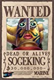 One Piece SogeKing Wanted Poster Puzzle 150 Piece (japan import)