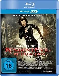 Resident Evil: Retribution [Blu-ray 3D]