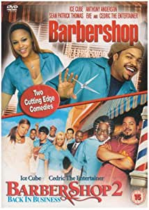 Barbershop/Barbershop 2 - Back In Business [DVD]