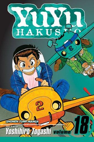 Yuyu Hakusho Vol 18