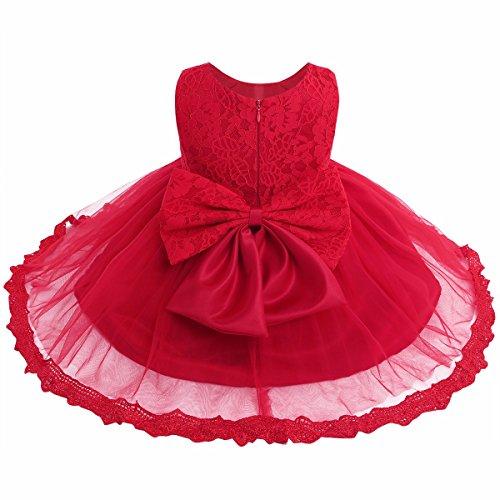 38e49247f Freebily Vestido de Princesa Elegante para Niñas Bebés Vestido ...