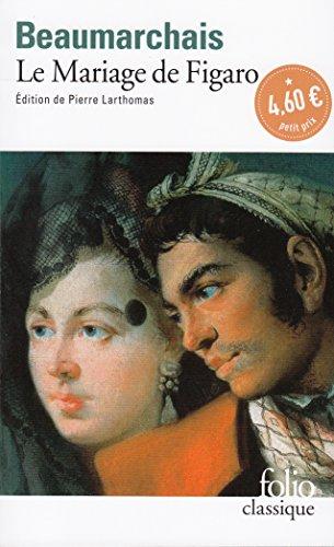 Le Mariage de Figaro par Beaumarchais