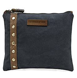 The House Of Tara Unisex Clutch (Midnight Blue) HTCL 013