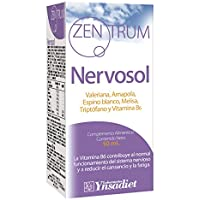 Zentrum Nervosol Valeriana, Amapola, Espino Blanco, Melisa, Triptófano y Vitamina B6-