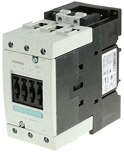 SIEMENS 3RT10 - CONTACTOR S3 65A 30KW 110VAC