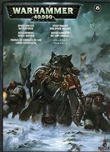 Warhammer 40k - Games Workshop - Détachement Space Wolves