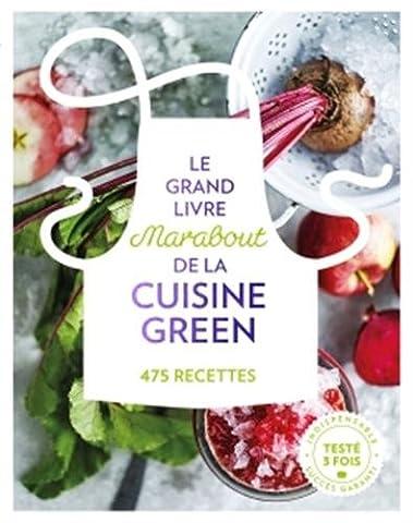 Assiette Veggie - Le grand livre Marabout de la cuisine