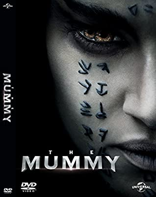 The Mummy (DVD) [2017]