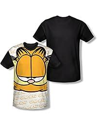 Garfield - - T-shirt Big Face pour hommes