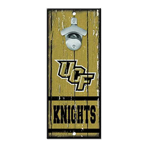 Wincraft NCAA Central Florida Golden Knights Holz-Flaschenöffner, 12,7 x 27,9 cm, Mehrfarbig Ucf Golden Knights