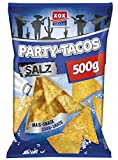 XOX Party Tacos Salz, 3er Pack (3 x 500 g)