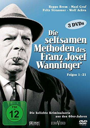 1: Folgen 1-21, s/w (3 DVDs)