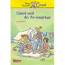 Conni-Erzählbände 19: Conni und der Ferienzirkus (German Edition)