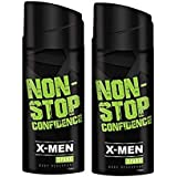 X-Men Spark Body Deodorant Spray 150 Ml (Pack Of 2)