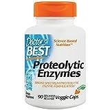 Beste Proteolytische Enzyme, 90 magensaftresistenten Veggie Caps - Arzt Besten