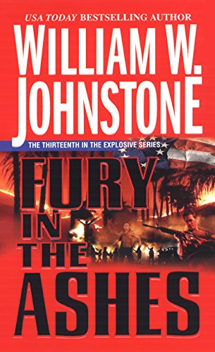 Fury in the Ashes (English Edition)