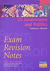 A2: US Government and Politics Exam Revision Notes