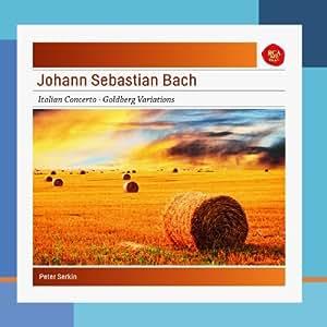 Bach: Italien Concerto, Goldberg-Variations