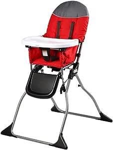 ZXQZ Chaise haute for bébé, table de salle à manger et