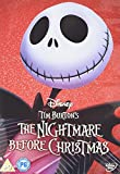 The Nightmare Before Christmas [Reino Unido] [DVD]