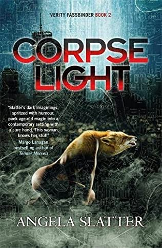 book cover of Corpselight