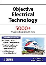 "About the book For the past 15 years, ""Objective Electrical Technology"" has been a comprehensive collection of multiple choice questions specifically for aspirants of various competitive (such as GATE, UPSC, IAS and IES) as well as students who are p..."