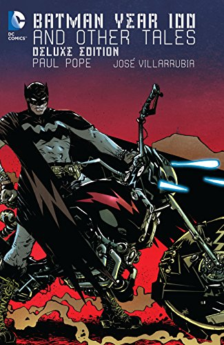 Batman year 100 other tales deluxe edition batman year 100 batman year 100 other tales deluxe edition batman year 100 fandeluxe Image collections