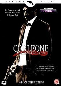 Corleone The Complete Series [Cinema Italia] [DVD]