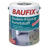 BAUFIX Boden-Flüssigkunststoff mittelgrau
