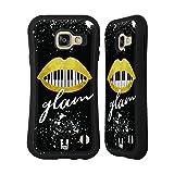 Head Case Designs Glam Piano Musik Kunst Hybrid Hülle für Samsung Galaxy A3 (2016)