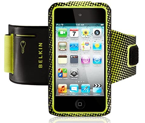 Belkin Neoprene Pro-Fit Armband for iPod Touch 4G - Black