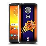 Officiel NBA Gradient De Demi-Teinte Phoenix Suns Étui Coque en Gel Molle pour Motorola Moto E5
