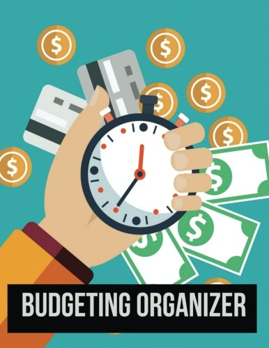 Budgeting Organizer: with Calendar 2018-2019 : Finance Monthly Budget Planner Journal Notebook | Budget Planning | Budget Planer | Budget Worksheets USA (Monthly Budget Planner and Bill Tracker)