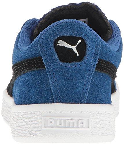 Puma Chaussures en Daim PRÉ-Scolaire True Blue-puma Black